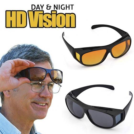 2 комплекта очила HD Night Vision само за: