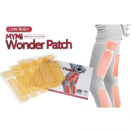 Wonder Patches - лепенки за отслабване за корем (4бр в комплект)
