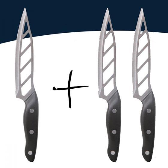 ВЗЕМЕТЕ ОЩЕ 2 БР. AERO KNIFE ЗА: